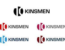 Nro 35 kilpailuun Design a Logo for Kinsmen T-Shirt Company käyttäjältä adryaa