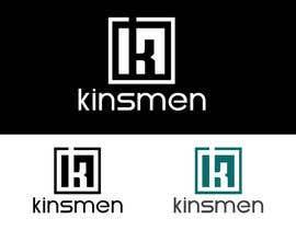 Nro 40 kilpailuun Design a Logo for Kinsmen T-Shirt Company käyttäjältä adryaa