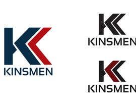 Nro 54 kilpailuun Design a Logo for Kinsmen T-Shirt Company käyttäjältä adryaa