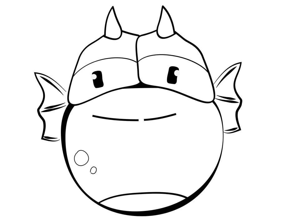 Bài tham dự cuộc thi #130 cho Design a doodle character