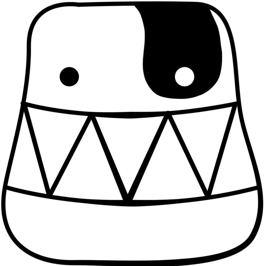 Конкурсная заявка №10 для Design a doodle character