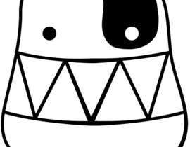 #10 para Design a doodle character de monselj1