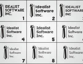 #42 for Design a Logo for idealist Software Inc. af NikWB