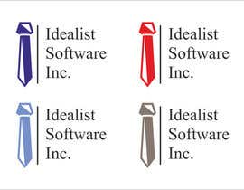 #53 for Design a Logo for idealist Software Inc. af NikWB