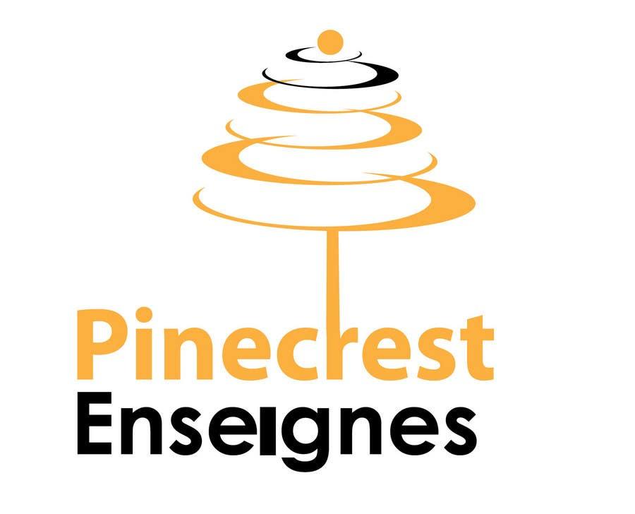 Конкурсная заявка №194 для Logo Enseignes Pinecrest
