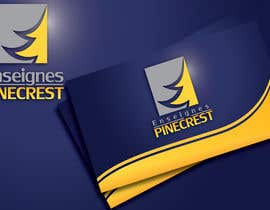 #327 for Logo Enseignes Pinecrest av kazailp