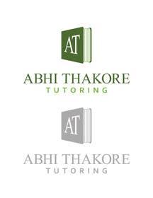 #74 cho Design a Logo for Abhi Thakore Tutoring bởi SergiuDorin