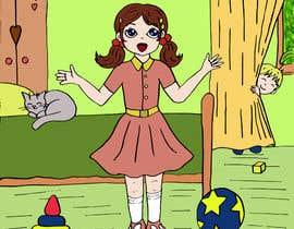 Nro 14 kilpailuun children's  illustration käyttäjältä artvaleria