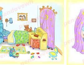 Nro 9 kilpailuun children's  illustration käyttäjältä pendavewh