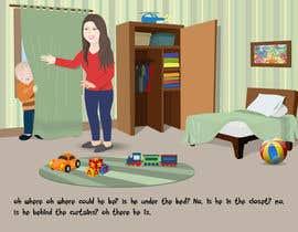 Nro 23 kilpailuun children's  illustration käyttäjältä SheryVejdani