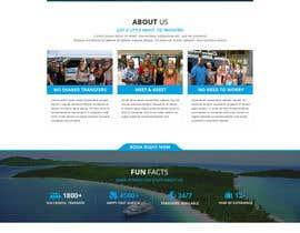Dezign365web tarafından Design a 2 page Website Mockup için no 11