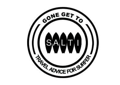 Nro 185 kilpailuun Design a Logo for a Surf travel website käyttäjältä Anatoliyaaa