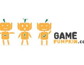#122 za Logo Design for GamePumpkin od mediasource
