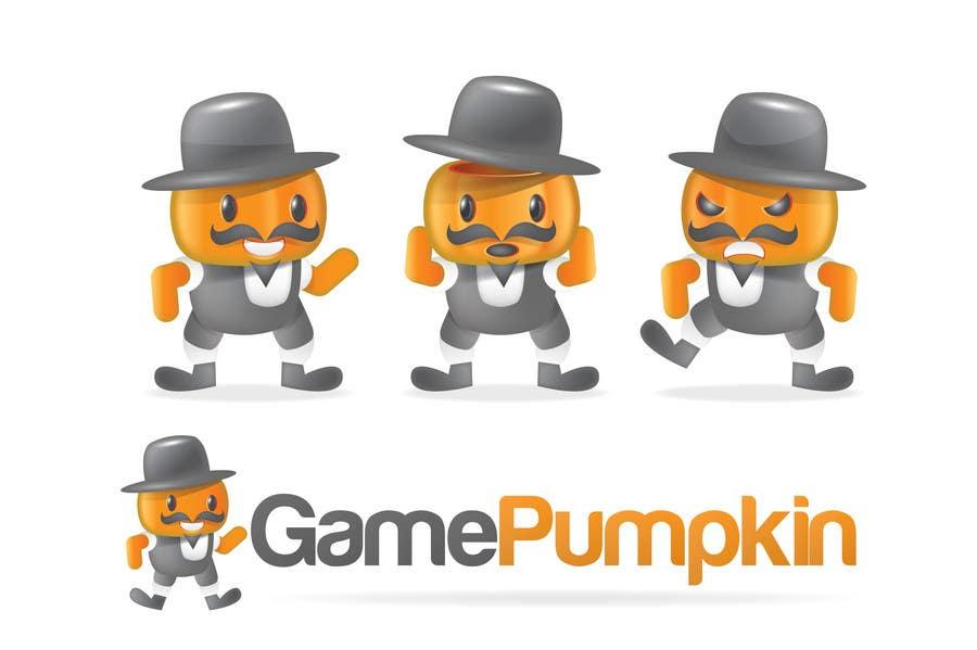 Конкурсная заявка №58 для Logo Design for GamePumpkin