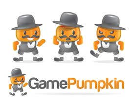 nº 58 pour Logo Design for GamePumpkin par taks0not