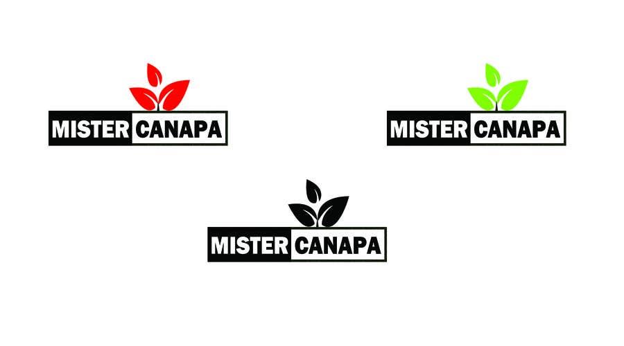 Inscrição nº 62 do Concurso para Disegnare un Logo for Mister Canapa