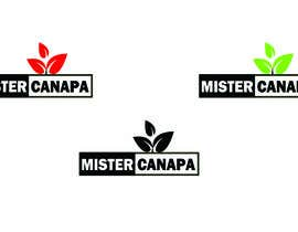 #62 for Disegnare un Logo for Mister Canapa by Logosdesigns
