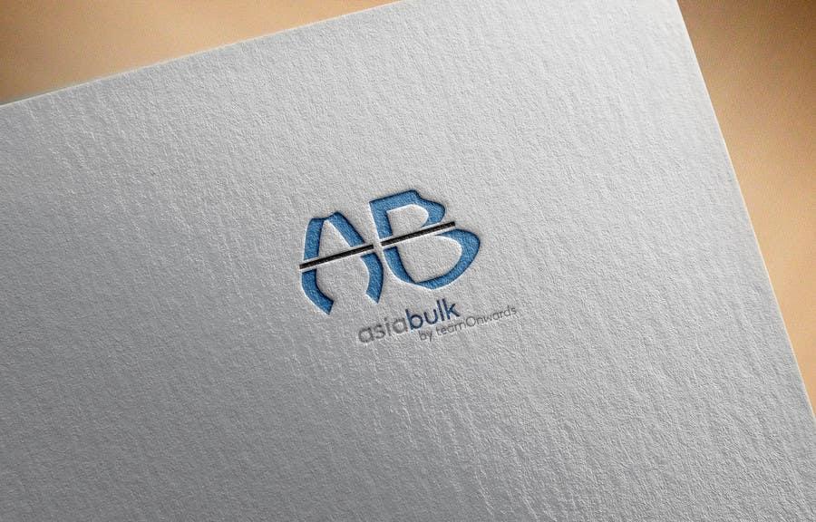 Penyertaan Peraduan #18 untuk Design a Logo for AsiaBulk by TeamOnwards