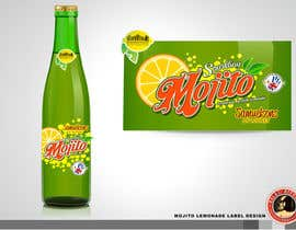 KilaiRivera tarafından Create Print and Packaging Designs for Soft Drink / Lemonade Bottle Label için no 6