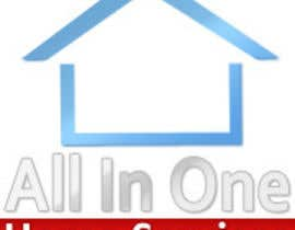 "#13 untuk Design a Logo for ""All In One Home Services"" oleh turaab"