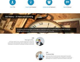 #1 for website mockup in a responsive bootstrap framework by artptr