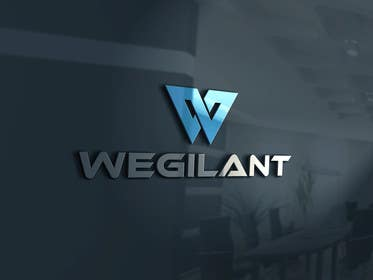 #160 for Design a Logo for Wegilant (A Mobile App Security Company) af jayantiwork