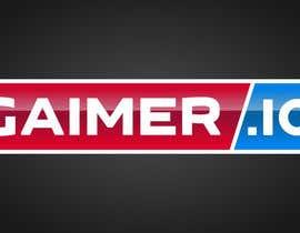 #49 cho Design a Logo for gaimer.io bởi allgeo