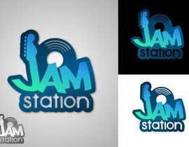 #59 for Design a Logo for Jam Station by Attebasile