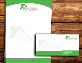 #33 para Develop a Corporate Identity for Real estate marketing company por IllusionG
