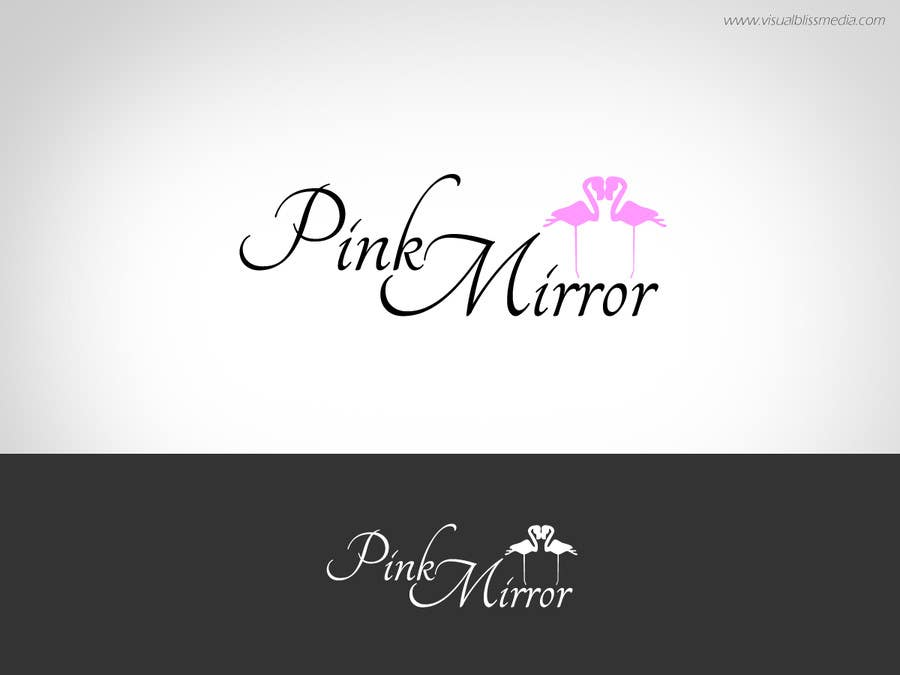 #167 for Design a Logo for Pinkmirror.com by visualbliss