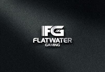 Nro 22 kilpailuun Design a Logo for Flatwater Gaming käyttäjältä farooqshahjee