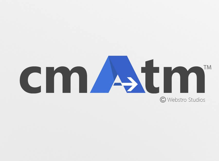Bài tham dự cuộc thi #28 cho Design a Logo for cmAtm