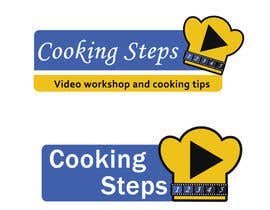 #29 for Design et Logo for Cooking Steps by carriejeziorny