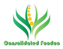 #143 para Logo Design for Consolidated Foodco de BiroZsolt