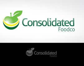 #172 για Logo Design for Consolidated Foodco από marques