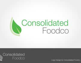 #35 para Logo Design for Consolidated Foodco de ron8
