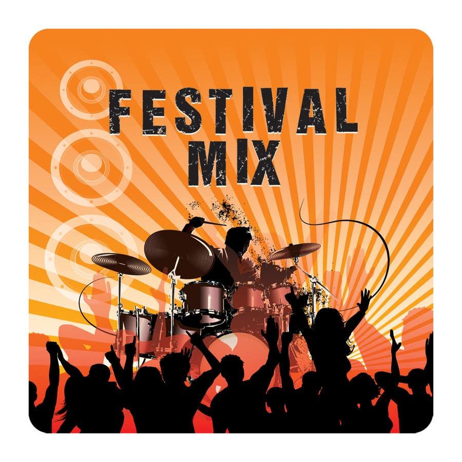 Bài tham dự cuộc thi #                                        37                                      cho                                         Design Iphone App Icon for a Music Festival Playlist app