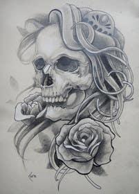 #14 cho Design a Tattoo for leg bởi kamitiger07