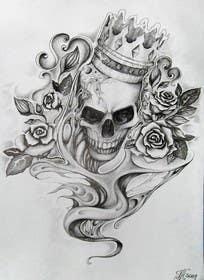 #84 cho Design a Tattoo for leg bởi kamitiger07