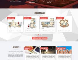 seguro tarafından Design a Website Mockup for a Wordpress site için no 12