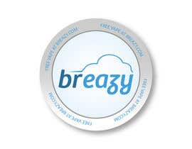 DmitriyYarovoy tarafından Design Sticker w/ Existing Logo için no 5