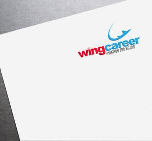 #42 untuk Design a Logo for a aviation jobboard oleh webhub2014