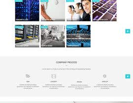 #21 for Design a Website Mockup for Computer Repair Website by ChrisTbs