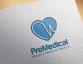 AnnaTaisha tarafından Promedical Logo için no 51