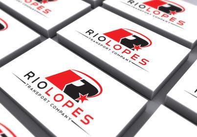 Nro 3 kilpailuun Design a logo - Transport Company Rio Lopes käyttäjältä deztinyawaits