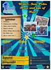 Graphic Design Inscrição do Concurso Nº3 para Design a Flyer for Cheerleading summer camp
