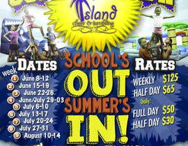 ryanmouser tarafından Design a Flyer for Cheerleading summer camp için no 21