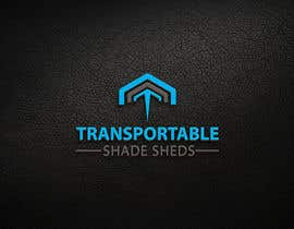 #77 for Design a Logo for Transportable Shade Sheds by oosmanfarook