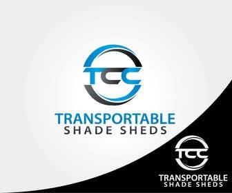 Nro 84 kilpailuun Design a Logo for Transportable Shade Sheds käyttäjältä alikarovaliya