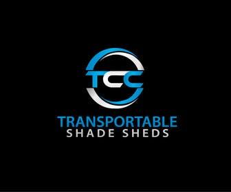 Nro 86 kilpailuun Design a Logo for Transportable Shade Sheds käyttäjältä alikarovaliya